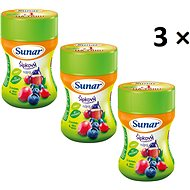 Sunar soluble beverage with rosehip and blueberries 3 × 200 g - Drink