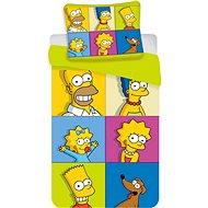 Jerry Fabrics Simpsons Square - Dětské povlečení