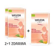 WELEDA BIO Čaj pro kojící ženy - porcovaný 3× 40 g