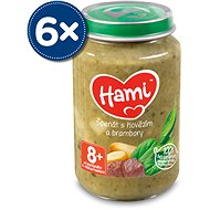 Hami Spinach with Beef and Potatoes 6 × 200g - Baby Food