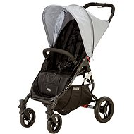 Valco SNAP 4 BLACK Sports stroller with adjustable position - gray - Baby Buggy