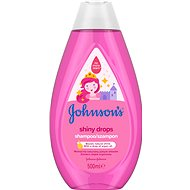 JOHNSON'S BABY Shiny Drops Shampoo 500ml - Children's Shampoo