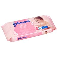 JOHNSON'S BABY Wipes Gentle All Over 56 ks - Dětské vlhčené ubrousky