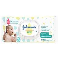 JOHNSON'S BABY Cottontouch vlhčené ubrousky 56 ks - Dětské vlhčené ubrousky