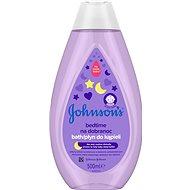 JOHNSON'S BABY Bedtime koupel pro dobré spaní 500 ml - Dětská pěna do koupele
