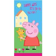 Jerry Fabrics Peppa Pig 009  - Dětská osuška
