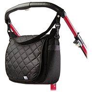 Caretero Stitch Bag - black - Pram Bag
