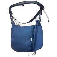 Caretero Bag for stroller - navy - Pram Bag