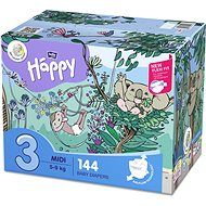 BELLA Baby Happy Midi Box vel. 3 (144 ks)