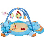 PlayTo playing blankets with melody - the sun with a toy - Play Mat