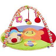PlayTo hrací deka - stonožka s hračkou - Hrací deka