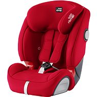 Britax Römer Evolva 123 SL SICT - Fire Red, 2019 - Car Seat