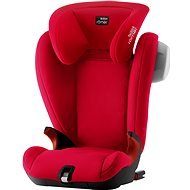 Britax Römer Kidfix SL SICT Black - Fire Red, 2019