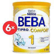 NESTLÉ BEBA 1 OPTIPRO Comfort - 6× 800 g - Kojenecké mléko