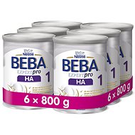 BEBA OPTIPRO HA 1 (6× 800 g) - baby milk