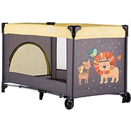 Petite & Mars Koot Lion Yellow - Travel Bed