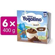 NESTLÉ Yogolino Kakao 6× (4× 100 g) - Příkrm