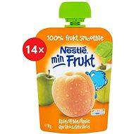 NESTLÉ pocket MERUŇKA, Apple 14 × 90 g - Baby Food