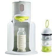 Beaba Bib'expresso 3v1 neon + dávkovač na sušené mléko - Ohřívač kojeneckých lahví