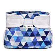 T-tomi Abdukční kalkotky, blue triangles (5-9 kg)  - Abdukční kalhotky