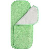 T-tomi Bambusové vkládací pleny (2 ks) - zelená - Látkové pleny