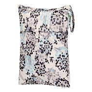 T-tomi Waterproof bag - gray flowers - Children's kit