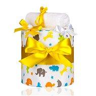 T-tomi Plenkový dort malý - žirafa - Plenkový dort