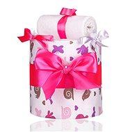 T-tomi Plenkový dort malý - šnek - Plenkový dort