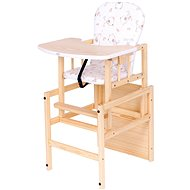 Drewex Borovic chair Antonin - natural - highchair