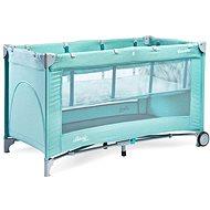 CARETERO Basic Plus 2017 - mint - Travel Bed