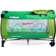 CARETERO Medio green - Cestovní postýlka