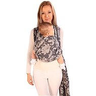 Womar Scarf - brown - Baby carrier wrap