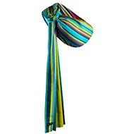 750a6fdd6dc Womar Šátek Hug Me - tyrkysový - Šátek na nošení dětí