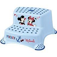 "KEEEPER ""Mickey & Minnie"" Double Stage - Blue - Stepper"