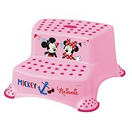 "KEEEPER Two-stage ""Mickey & Minnie"" - pink - Stepper"