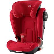 Britax Römer Kidfix 2 S - Fire Red, 2019 - Car Seat