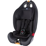 CHICCO Gro-up 123 - Jet Black  - Autosedačka