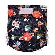 T-tomi AIO Přebalovací set suchý zip, Universe - Plenkové kalhotky