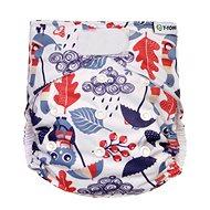 T-tomi AIO Přebalovací set suchý zip, Owls - Plenkové kalhotky
