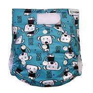 T-tomi AIO Přebalovací set suchý zip, Dogs - Plenkové kalhotky