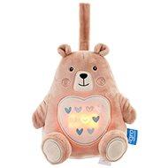 Gro-Ollie Senzor pláče medvídek Bennie - Noční světlo