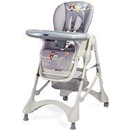 CARETERO Magnus New - graphite - Jídelní židlička