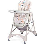 CARETERO Magnus New - beige - Jídelní židlička