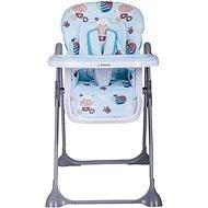 BOMIMI MEDA hroch - blue - Jídelní židlička