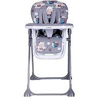 BOMIMI MEDA hroch - grey - Jídelní židlička