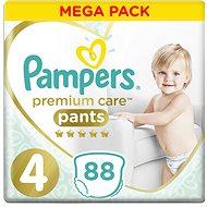 PAMPERS Premium Pants Mega Box vel. 4 (88 ks) - Plenkové kalhotky