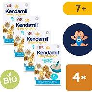 Kendamil Bio/organická vícezrnná kaše 4× 150 g