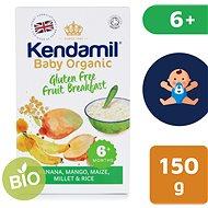 Kendamil BIO/Organická dětská bezlepková ovocná kaše 150 g - Nemléčná kaše