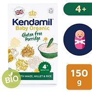 Kendamil BIO/Organická dětská bezlepková kaše 150 g - Nemléčná kaše