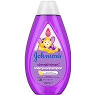 JOHNSON'S BABY Strength Drops posilující šampon 500 ml